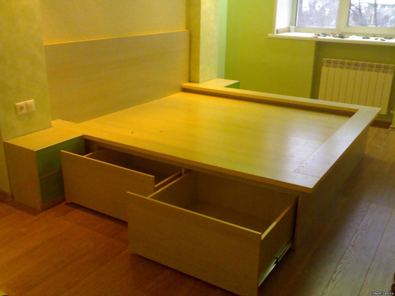 Как сделать мебель из ламинированного дсп